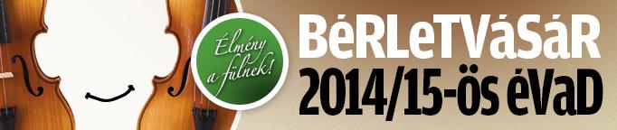 Új évad 2014 - 15