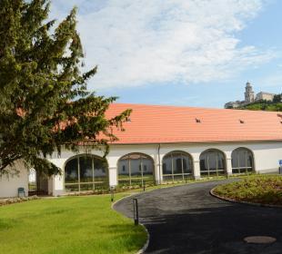 Pannonhalmi Apátsági Múzeum Belsőkert