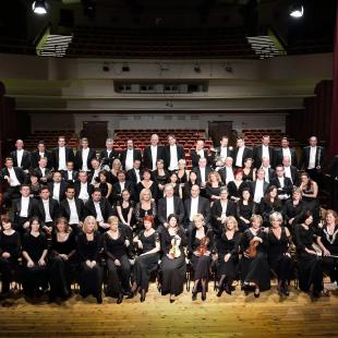 Győri Filharmonikus Zenekar hivatalos fotó